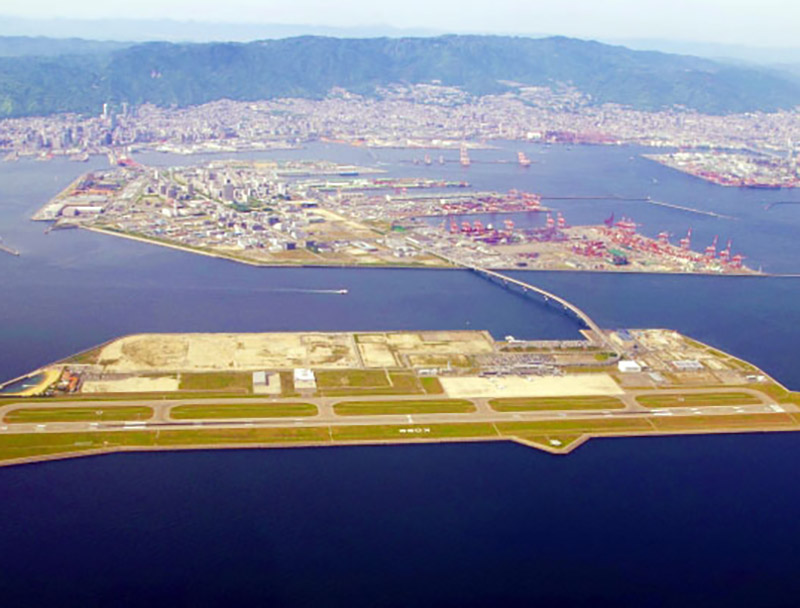 神戸空港 提言書の提出